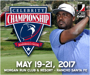 Celebrity Championship Hosted By Marshall Faulk