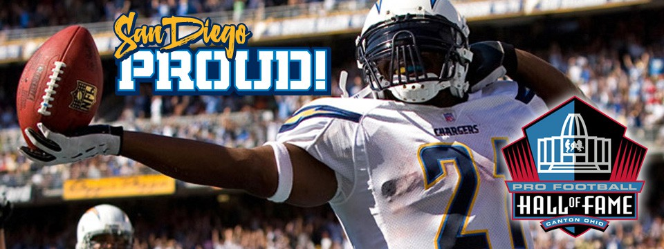 Come Join HALL OF FAMER LaDainian Tomlinson